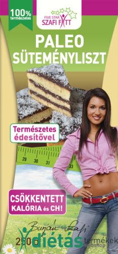 Szafi Fitt Paleo magliszt-mentes süteményliszt (MEGÚJULT - kevesebb édesítő!) 250g