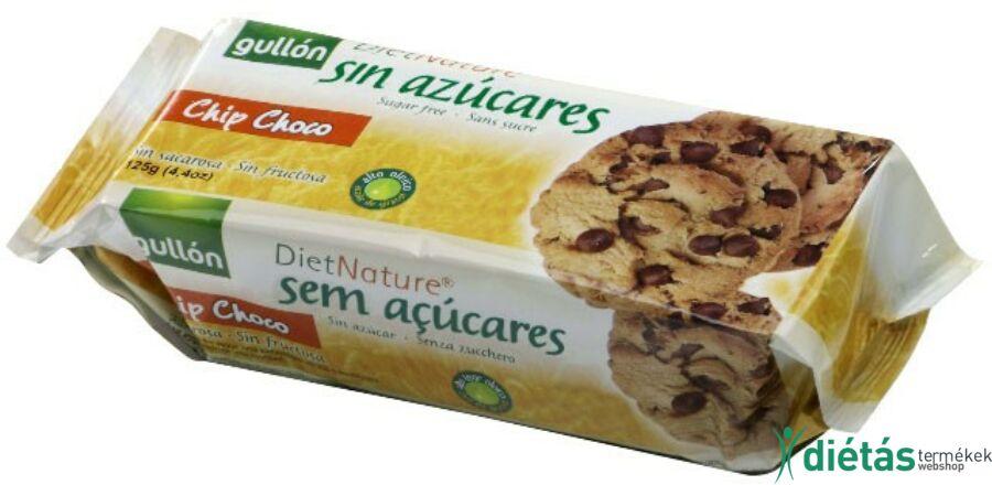 Gullon diabetikus Cookies 125g