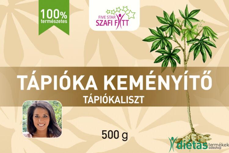 Szafi Fitt Tápióka liszt / Tápióka keményítő 500g