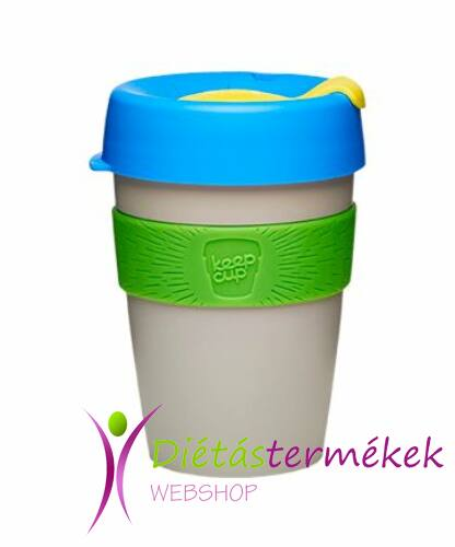 KeepCup To Go Pohár %26 Shaker St. Germain 340 ml