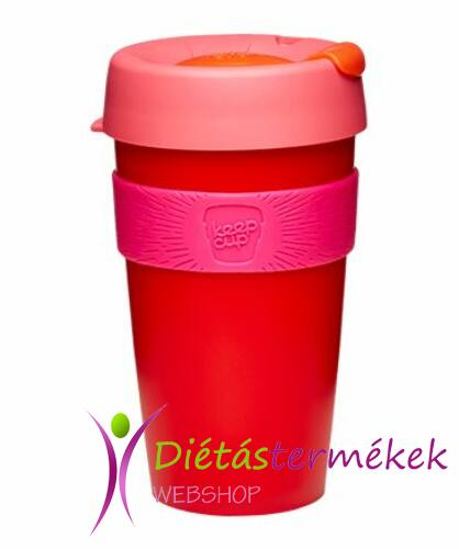 KeepCup To Go Pohár & Shaker Albus 454 ml