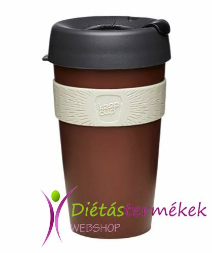 KeepCup To Go Pohár & Shaker Antimony 454 ml