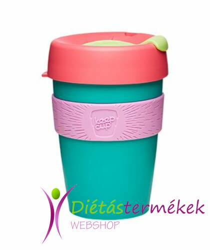 KeepCup To Go Pohár & Shaker Khidr 340 ml