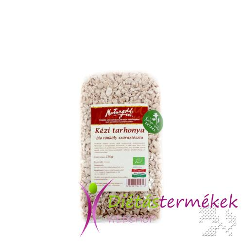 Naturgold Bio tészta tarhonya kézi 250g
