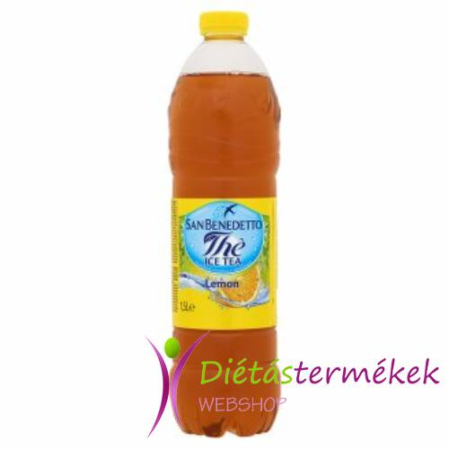 San Benedetto ice tea citrom 1,5 l