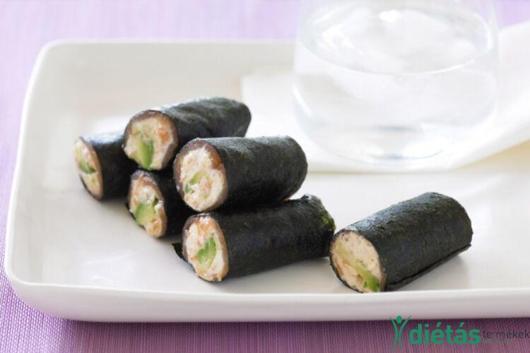 Nori Sushi tengeri algalapok 10 db-os taipan 25g
