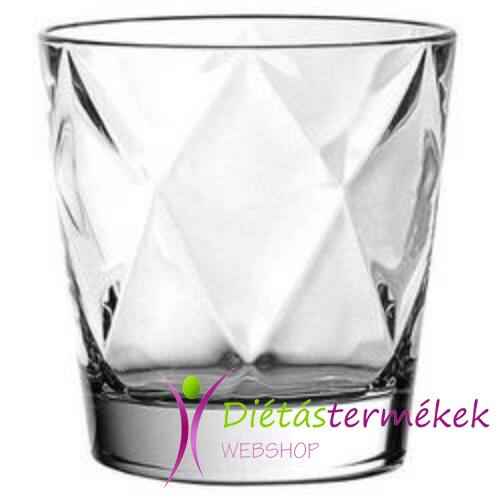 Concerto whiskys pohár 370 ml.