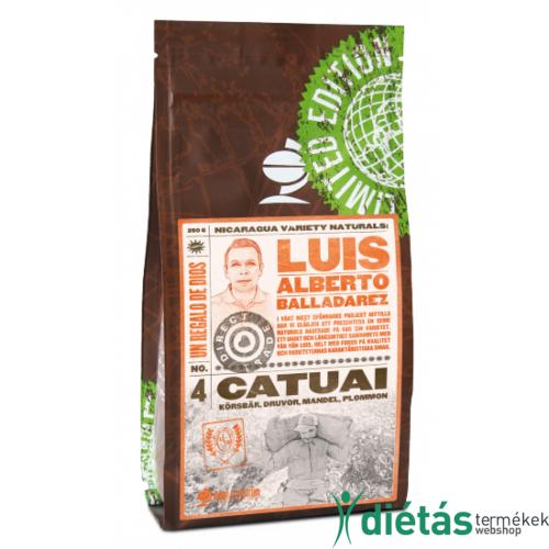 Johan & Nyström Nicaragua Catuai szemes kávé 250 g